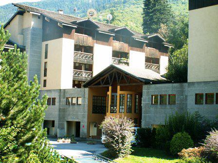 Vacances en montagne Résidence Cybèle - Brides Les Bains -