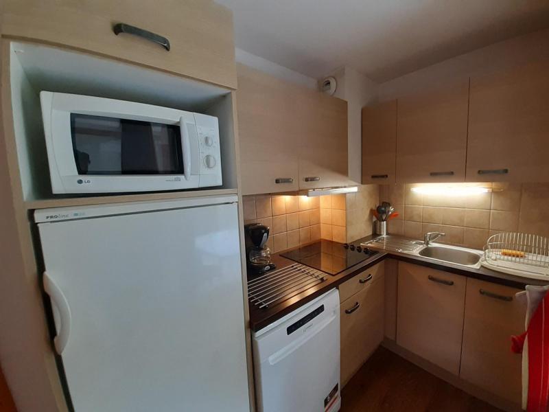 Vacances en montagne Appartement 3 pièces 6 personnes (410) - Résidence Cybèle - Brides Les Bains - Kitchenette