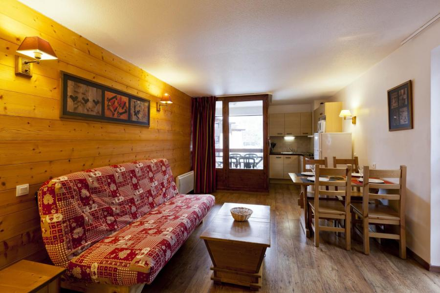 Vacaciones en montaña Estudio -espacio montaña- para 4 personas (515) - Résidence Cybèle BAT4 - Brides Les Bains