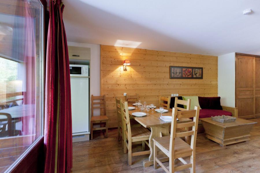 Vacaciones en montaña Apartamento 3 piezas cabina para 8 personas (423) - Résidence Cybèle BAT4 - Brides Les Bains