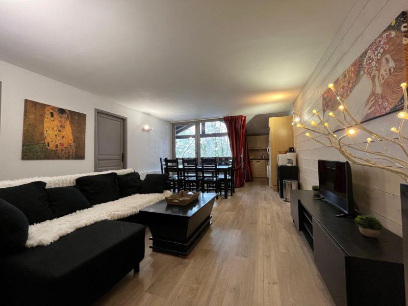 Vacaciones en montaña Apartamento 3 piezas cabina para 8 personas (503) - Résidence Cybèle BAT4 - Brides Les Bains