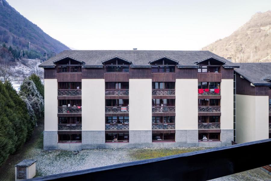 Wakacje w górach Logement 1 pièces 4 personnes (CYB101) - Résidence Cybèle BAT4 - Brides Les Bains