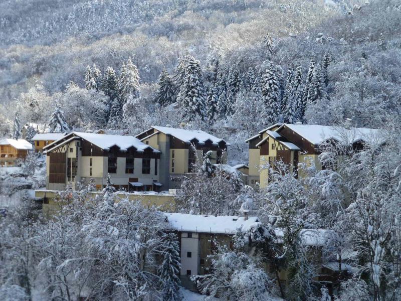 Wakacje w górach Résidence Cybèle BAT4 - Brides Les Bains
