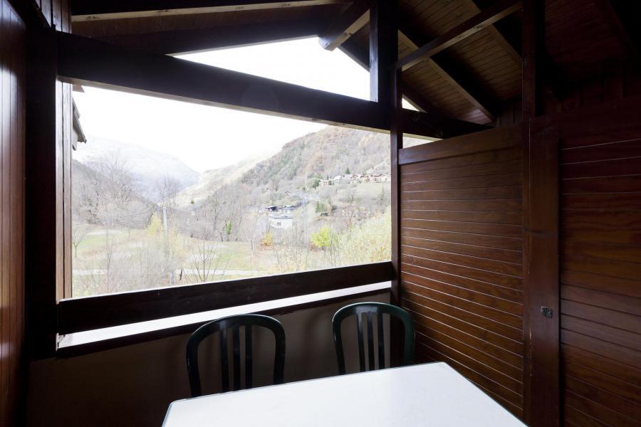 Wakacje w górach Studio z alkową 4 osoby (606) - Résidence Cybèle BAT4 - Brides Les Bains