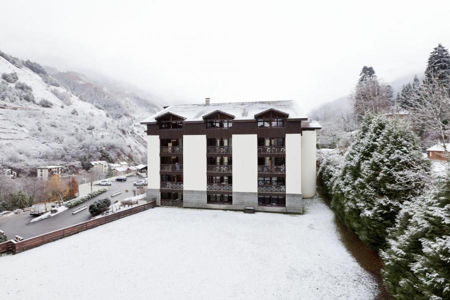 Wakacje w górach Studio z alkową 4 osoby (515) - Résidence Cybèle BAT4 - Brides Les Bains