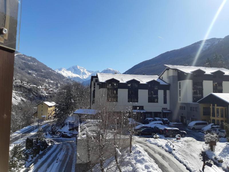 Wakacje w górach Studio z alkową 4 osoby (308) - Résidence Cybèle BAT4 - Brides Les Bains