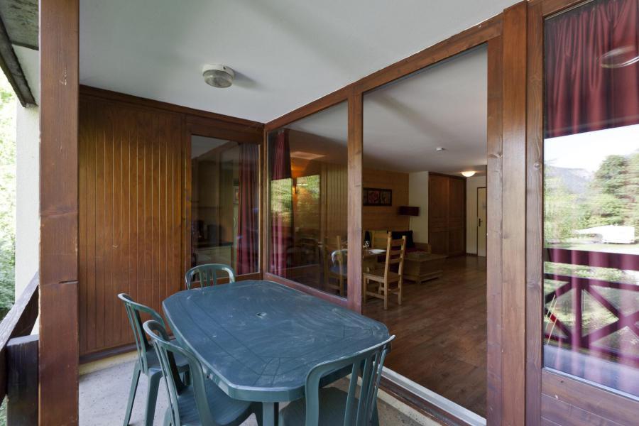 Wakacje w górach Apartament 3 pokojowy z alkową 8 osób (508) - Résidence Cybèle BAT4 - Brides Les Bains - Balkon