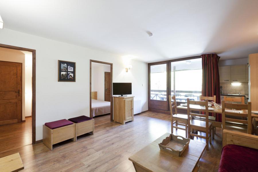 Wakacje w górach Apartament 3 pokojowy z alkową 8 osób (508) - Résidence Cybèle BAT4 - Brides Les Bains - Pokój gościnny