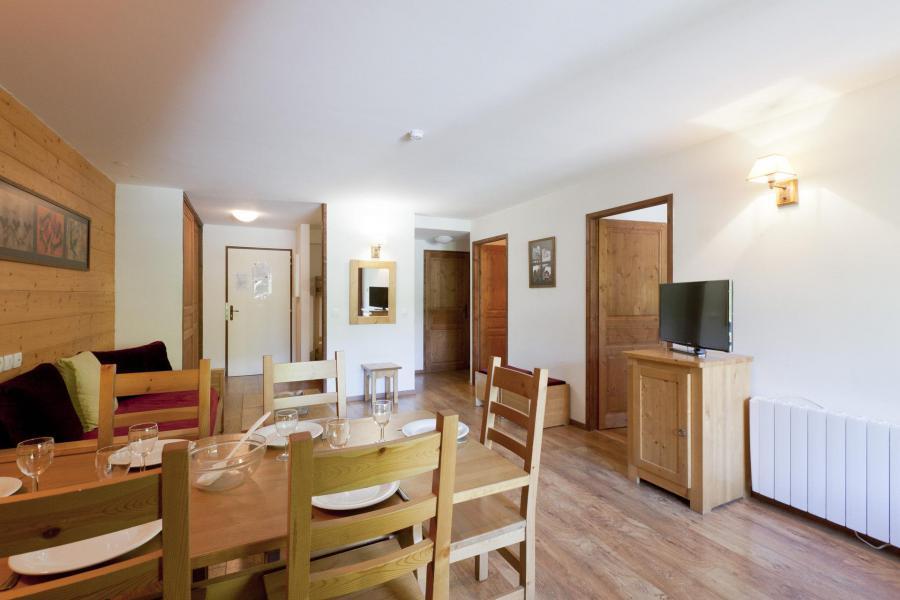 Vacaciones en montaña Apartamento cabina 3 piezas para 8 personas (508) - Résidence Cybèle BAT4 - Brides Les Bains - Estancia