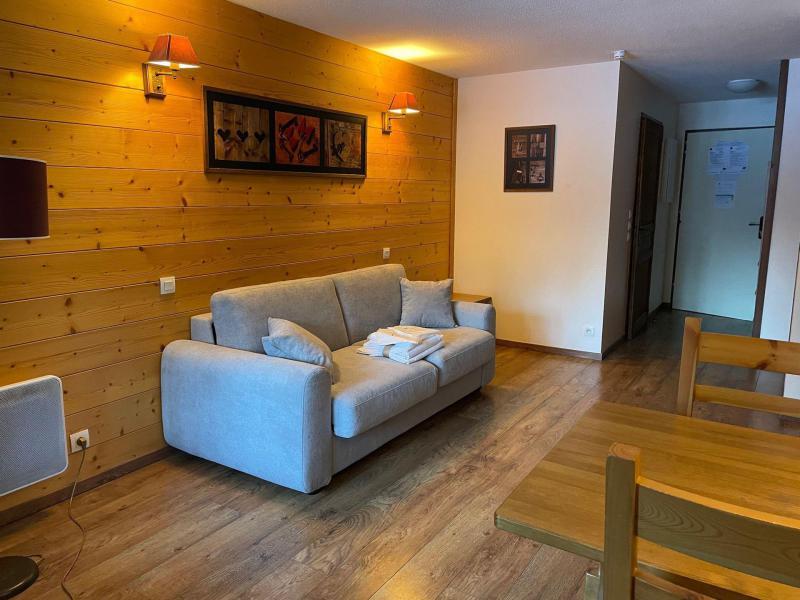 Vacaciones en montaña Estudio -espacio montaña- para 4 personas (229) - Résidence Cybèle BAT4 - Brides Les Bains - Estancia