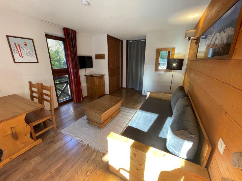 Vacaciones en montaña Estudio -espacio montaña- para 4 personas (229) - Résidence Cybèle BAT4 - Brides Les Bains - Mesa baja
