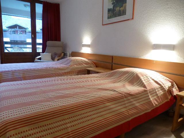 Vacances en montagne Studio coin montagne 4 personnes (1306) - Résidence Cybèle - Brides Les Bains - Logement