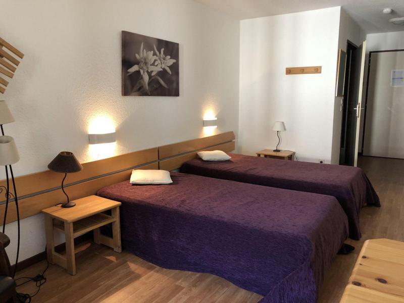 Vacances en montagne Studio coin montagne 4 personnes (204) - Résidence Cybèle - Brides Les Bains - Logement