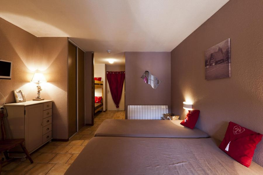 Vacances en montagne Studio coin montagne 4 personnes (2308) - Résidence Cybèle - Brides Les Bains - Logement