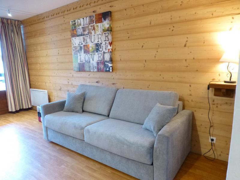 Vacances en montagne Studio coin montagne 4 personnes (3207) - Résidence Cybèle - Brides Les Bains - Cuisine