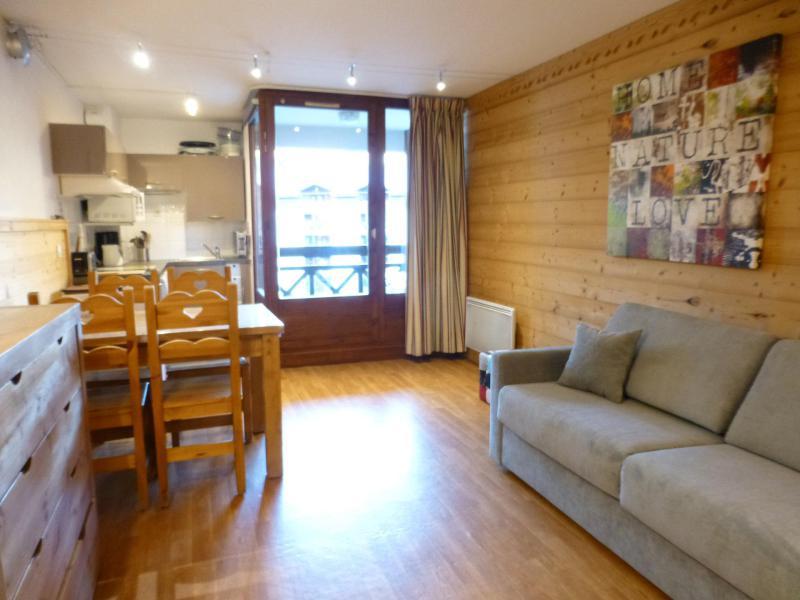 Vacances en montagne Studio coin montagne 4 personnes (3207) - Résidence Cybèle - Brides Les Bains - Séjour