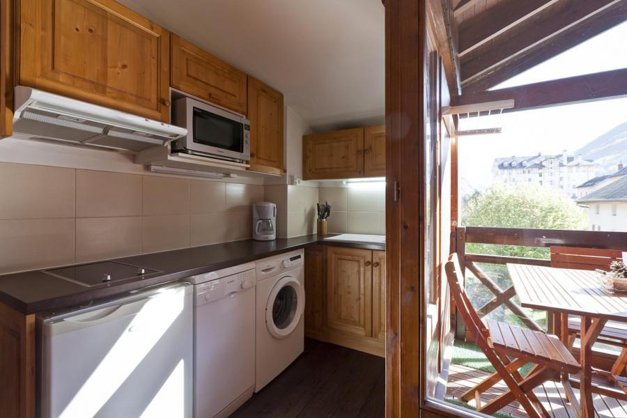 Vacances en montagne Studio coin montagne 4 personnes (3305) - Résidence Cybèle - Brides Les Bains - Cuisine