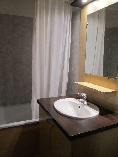 Vacances en montagne Studio coin montagne 4 personnes (CYB112) - Résidence Cybèle - Brides Les Bains - Salle de bains