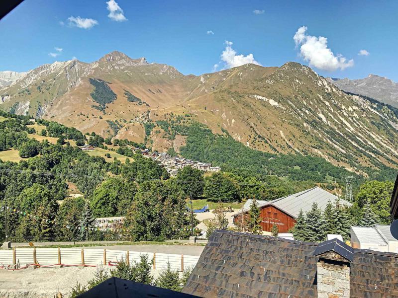 Vacances en montagne Appartement 2 pièces 4 personnes (B1) - Résidence Dahlia - Saint Martin de Belleville - Extérieur été