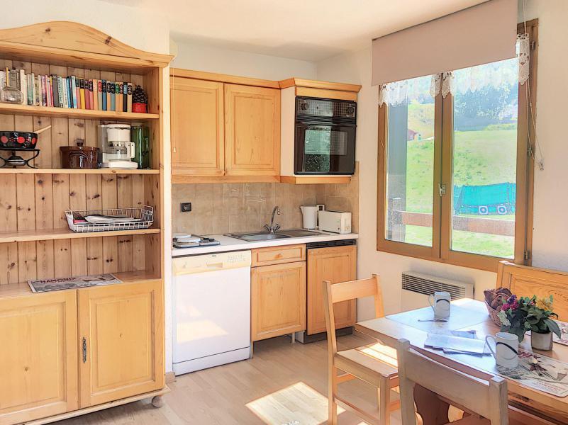 Wakacje w górach Apartament 2 pokojowy 4 osób (B3) - Résidence Dahlia - Saint Martin de Belleville - Zakwaterowanie