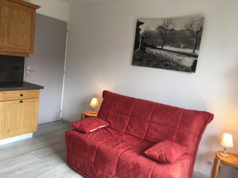 Vacances en montagne Appartement 2 pièces 4 personnes (B1) - Résidence Dahlia - Saint Martin de Belleville - Banquette