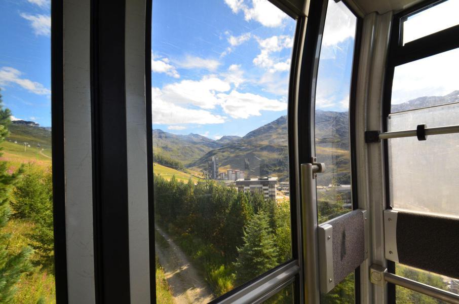 Vacances en montagne Résidence Danchet - Les Menuires