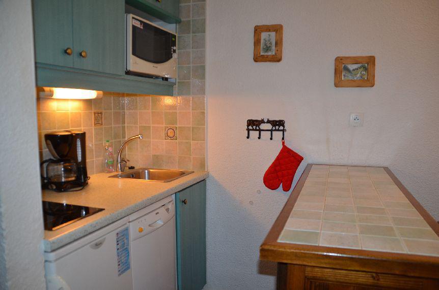 Vacances en montagne Appartement 2 pièces 6 personnes (924) - Résidence Danchet - Les Menuires