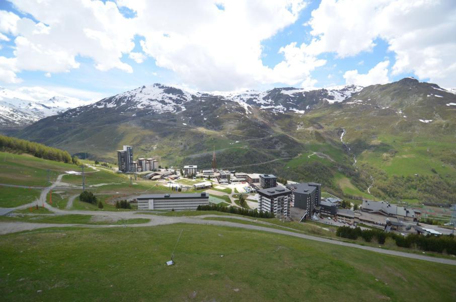 Location au ski Appartement 2 pièces mezzanine 6 personnes (1029) - Résidence Danchet - Les Menuires - Extérieur été