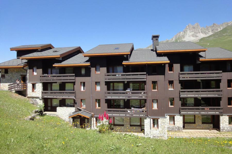 Vacaciones en montaña Résidence Dandy - Méribel-Mottaret - Verano