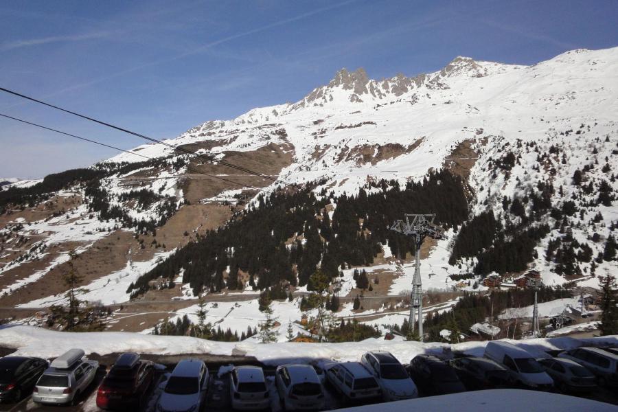 Vacaciones en montaña Estudio para 4 personas (35) - Résidence Dandy - Méribel-Mottaret