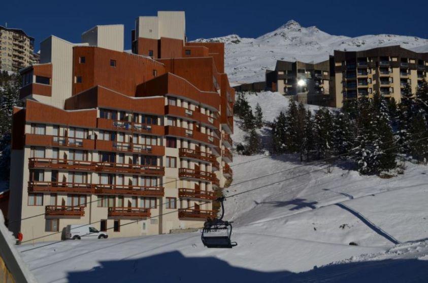 Vacances en montagne Résidence de Boedette - Les Menuires