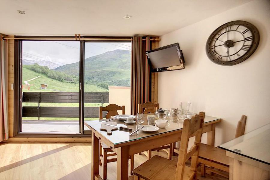 Vacaciones en montaña Apartamento 2 piezas mezzanine para 5 personas (317) - Résidence de Caron - Les Menuires