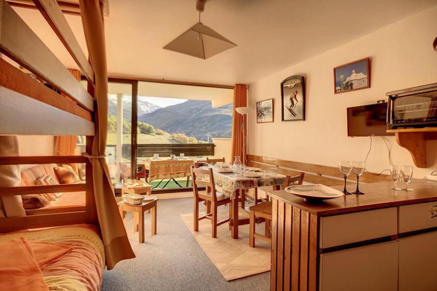 Vacaciones en montaña Estudio para 3 personas (303) - Résidence de Caron - Les Menuires