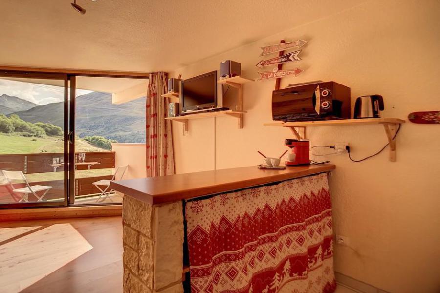 Vacaciones en montaña Estudio para 3 personas (311) - Résidence de Caron - Les Menuires