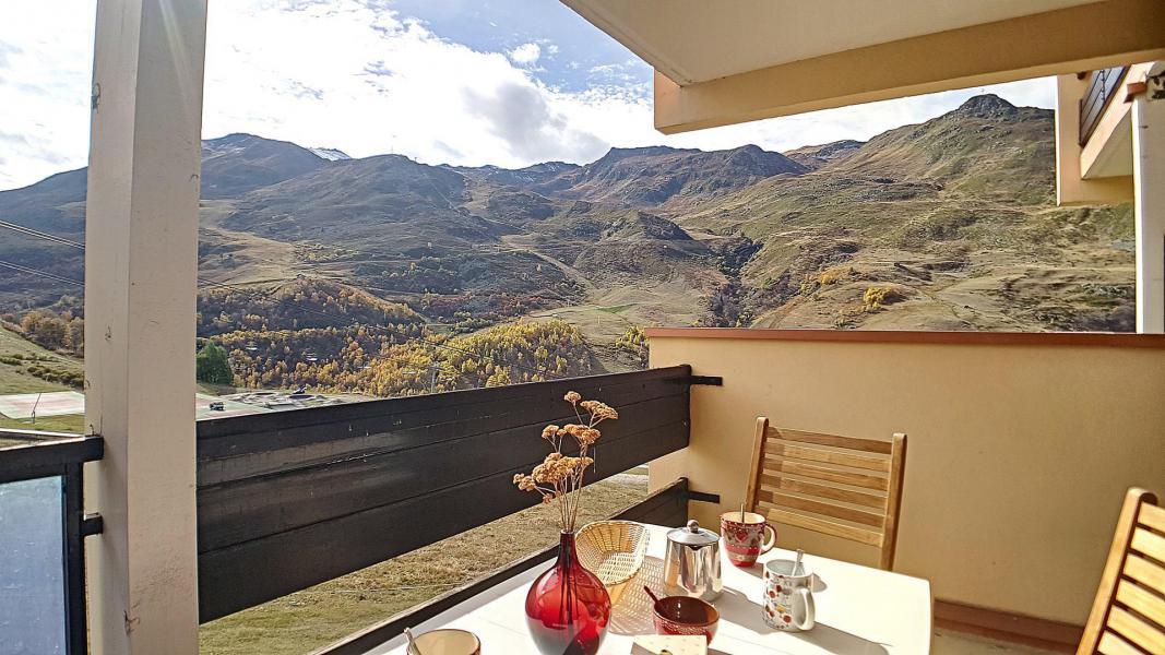Vacaciones en montaña Estudio para 3 personas (405) - Résidence de Caron - Les Menuires
