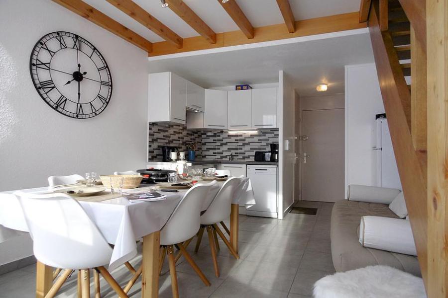 Wakacje w górach Apartament 3 pokojowy z antresolą 8 osób (0109) - Résidence de Caron - Les Menuires