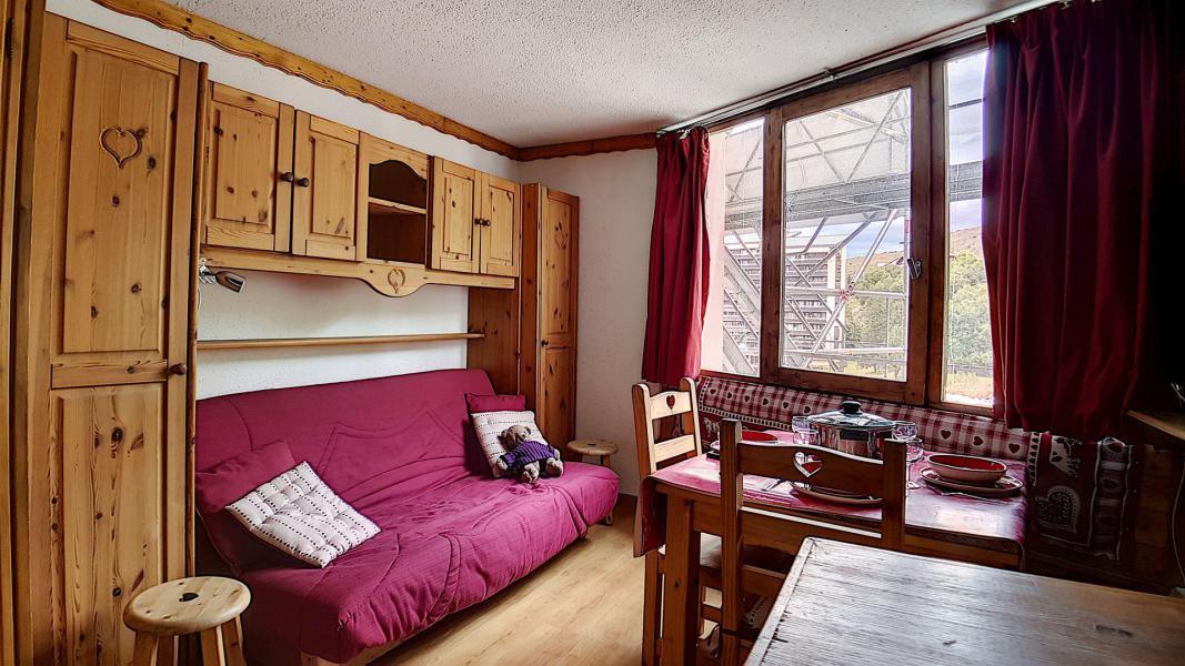 Wakacje w górach Apartament 2 pokojowy 4 osób (322) - Résidence de Caron - Les Menuires