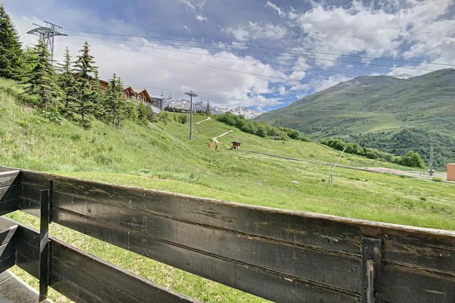 Wakacje w górach Apartament 2 pokojowy z antresolą 5 osób (317) - Résidence de Caron - Les Menuires