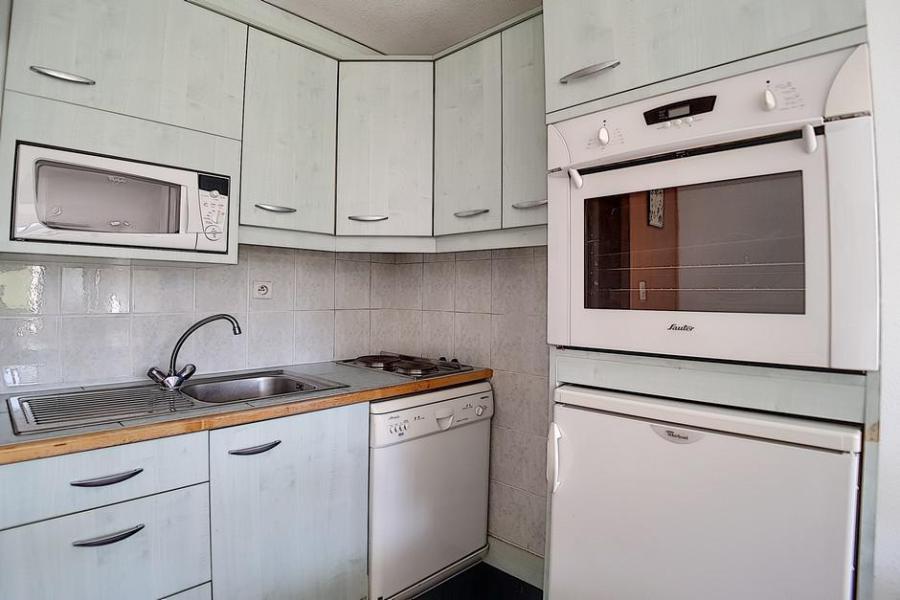 Vacaciones en montaña Apartamento 2 piezas para 6 personas (312) - Résidence de Caron - Les Menuires - Bañera