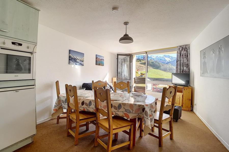 Vacaciones en montaña Apartamento 2 piezas para 6 personas (312) - Résidence de Caron - Les Menuires - Sofá-cama