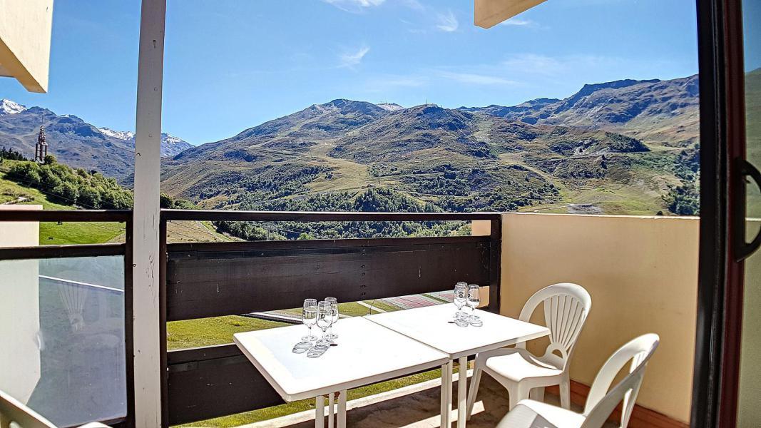 Vacaciones en montaña Apartamento 3 piezas cabina para 8 personas (702) - Résidence de Caron - Les Menuires - Habitación