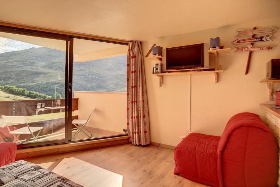 Vacaciones en montaña Estudio para 3 personas (311) - Résidence de Caron - Les Menuires - Bañera
