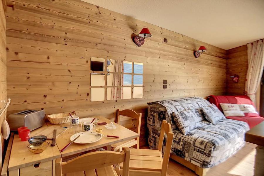Vacaciones en montaña Estudio para 3 personas (311) - Résidence de Caron - Les Menuires - Kitchenette