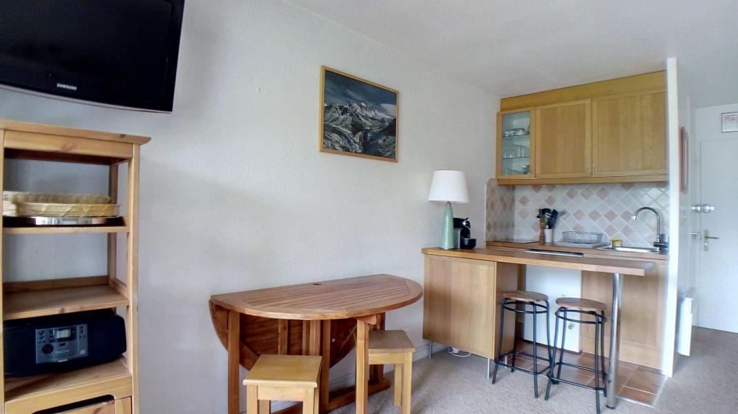 Vacaciones en montaña Estudio para 3 personas (405) - Résidence de Caron - Les Menuires - Kitchenette