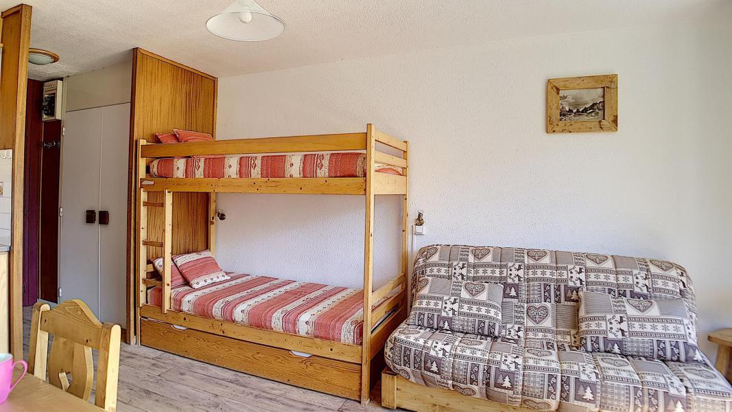 Vacaciones en montaña Estudio para 3 personas (617) - Résidence de Caron - Les Menuires - Bañera