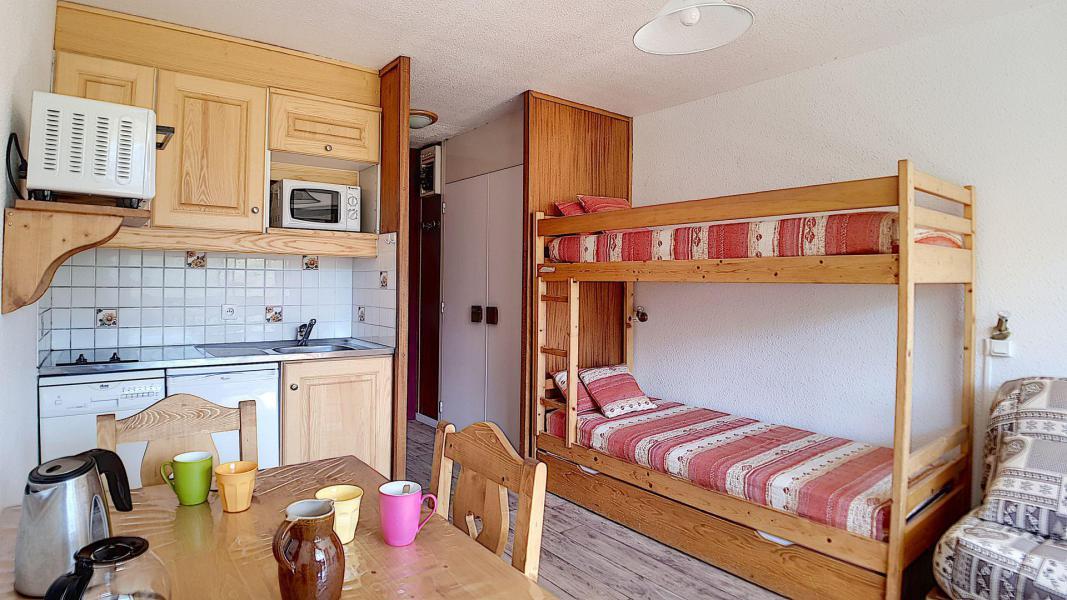Vacaciones en montaña Estudio para 3 personas (617) - Résidence de Caron - Les Menuires - Kitchenette