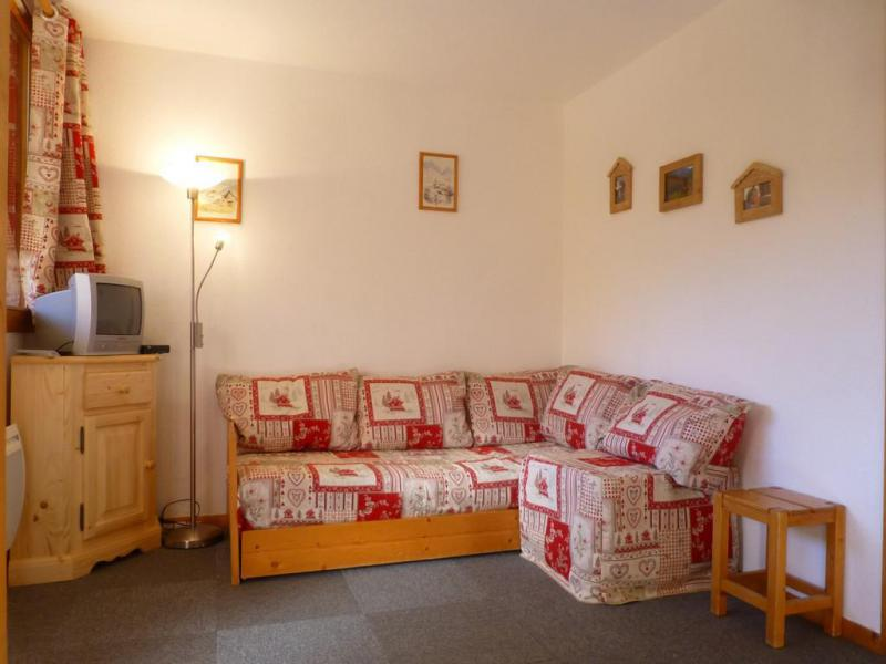 Holiday in mountain resort 2 room apartment cabin 5 people (0226) - Résidence de l'Aigle - Peisey-Vallandry