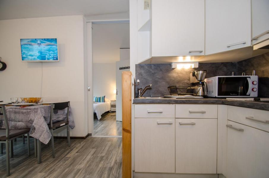 Wakacje w górach Apartament 2 pokojowy 4 osób (CABRI) - Résidence de l'Arve - Chamonix