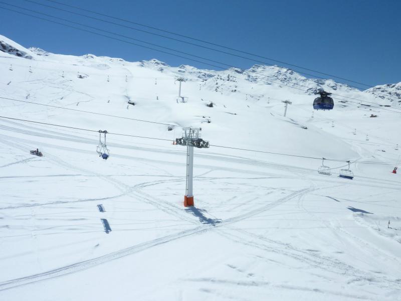 Vacances en montagne Appartement 2 pièces 4 personnes (518) - Résidence de l'Olympic - Val Thorens