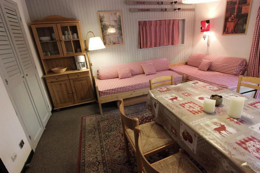Vacances en montagne Appartement 2 pièces 4 personnes (514) - Résidence de l'Olympic - Val Thorens